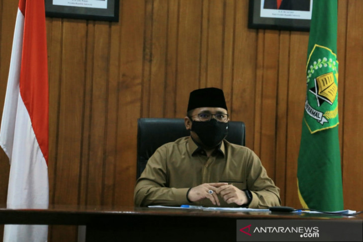 Menteri Agama: takbiran dan Shalat Idul Adha di rumah