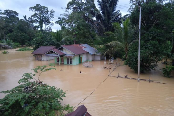 BNPB: 26 desa di Kabupaten Sintang masih terendam banjir