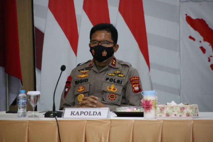Kapolda Kalbar pimpin evaluasi penerapan PPKM Darurat di Kota Pontianak