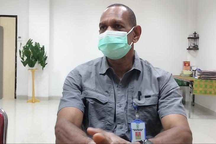 jumlah kasus positif COVID-19 Papua Barat tambah 605