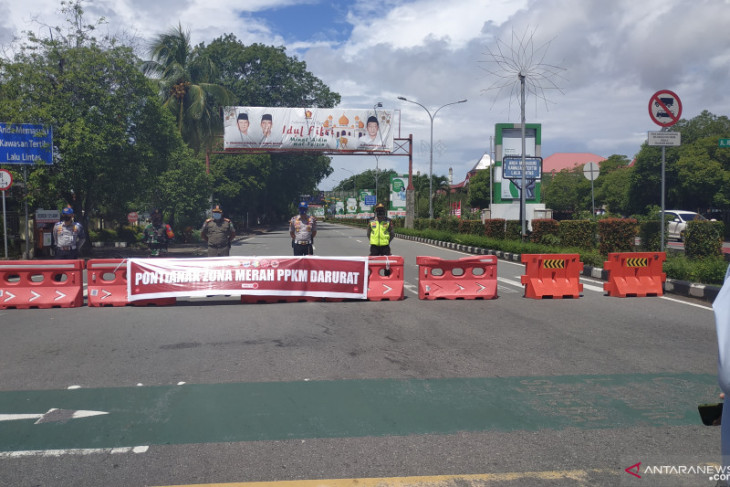 Wali Kota Pontianak: Masyarakat patuh kunci keluar dari zona merah