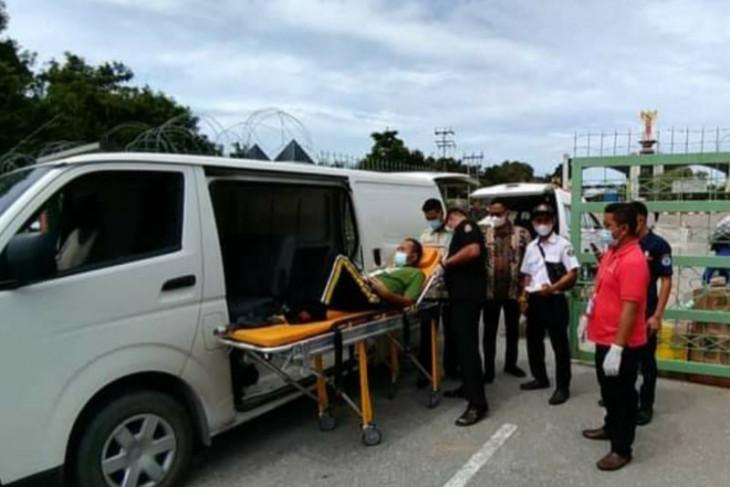 KJRI Kuching bantu pulangkan Musni Jaini ke Sambas karena sakit