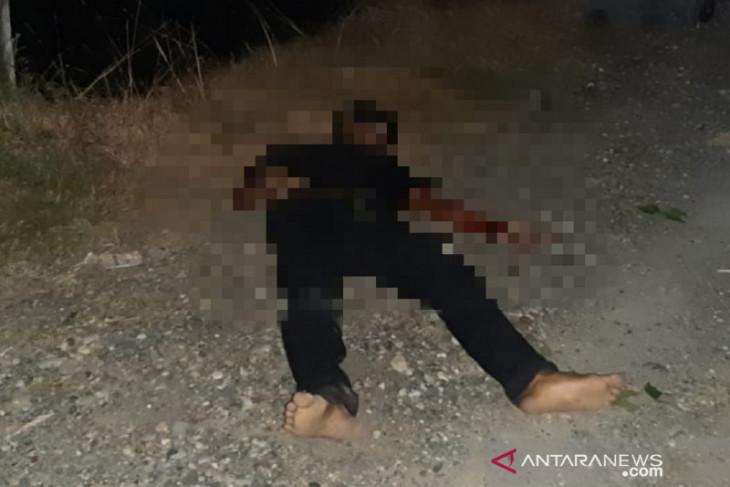 Breakingnews - Seorang warga ditemukan tewas bersimbah darah di Nagan Raya