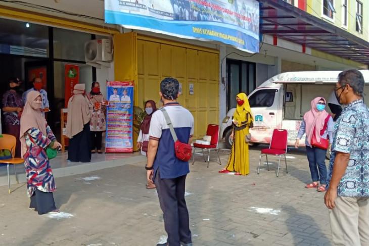 Pemprov Banten optimalkan TTICD pesan antar kebutuhan pokok selama PPKM Darurat