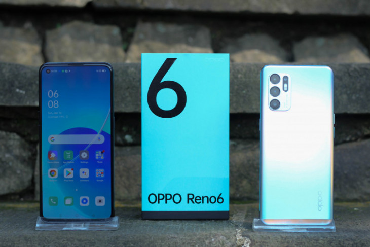 OPPO Reno6 resmi hadir di Indonesia, ini harganya