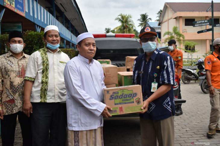 Pemkab Tala bantu logistik makanan Ponpes Al-Falah Putera Banjarbaru