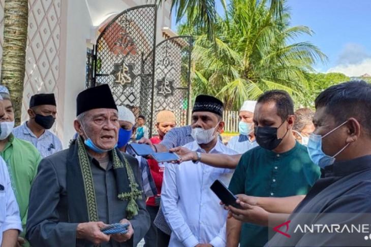 MPH Sinode GPM sumbang hewan kurban ke Masjid Raya Al Fatah Ambon toleransi beragama