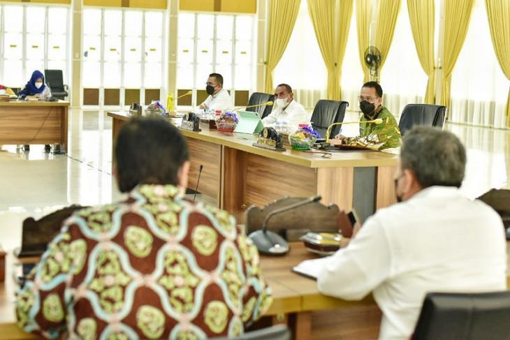 12 kabupaten/kota di Sumut kategori level 3 COVID-19