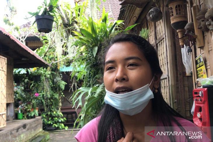 Perempuan Bali bertahan di tengah pandemi COVID-19