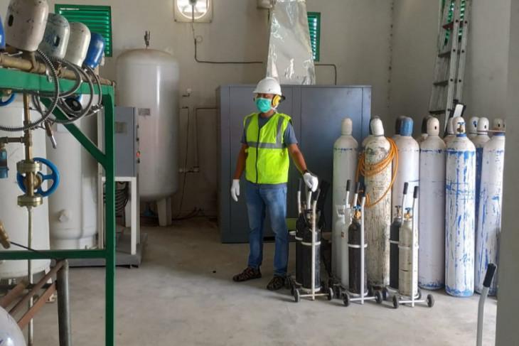 Direktur: RSUD Teuku Umar mampu Produksi oksigen secara mandiri