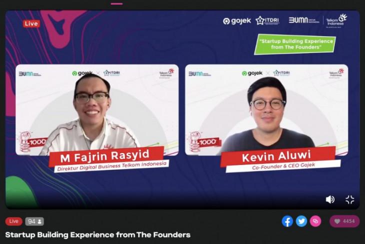 Gojek bersama ITDRI gagas program muda maju bersama 1.000 startup