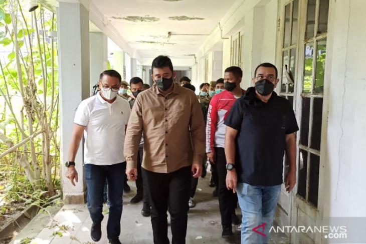 Pemkot Medan siapkan eks RSU Tembakau Deli jadi tempat isolasi