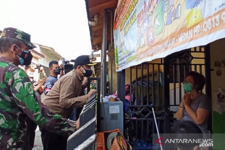 Pemkot Medan segera salurkan bantuan warga terdampak  PPKM Darurat