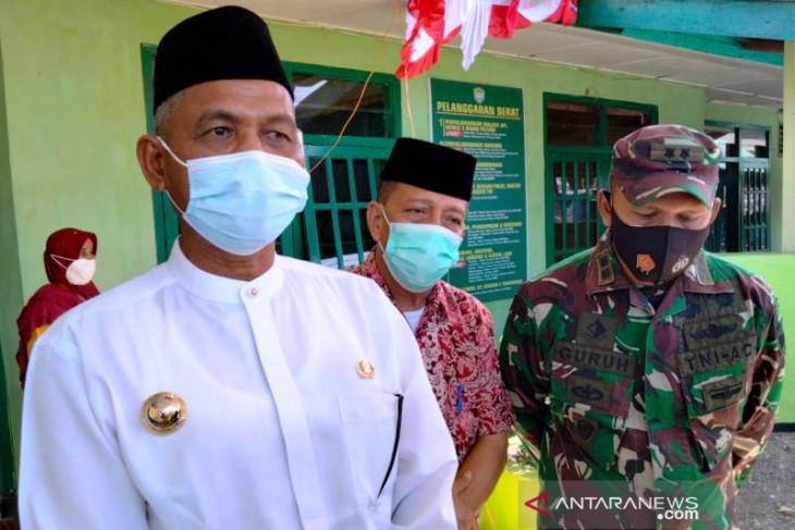 Bupati Nagan Raya: Shalat Ied Idul Adha dilaksanakan sesuai protokol kesehatan