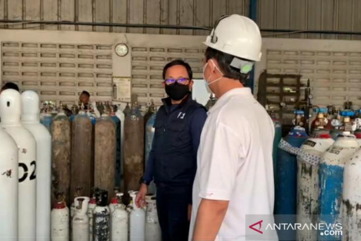 Wali Kota Bogor desak pusat cepat atasi kelangkaan oksigen