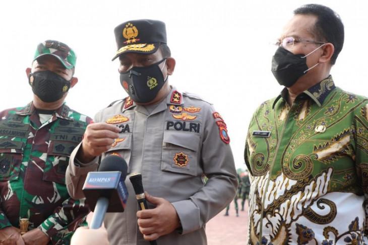Kapolda Sumut: PPKM Darurat di Medan tekan  penyebaran COVID-19