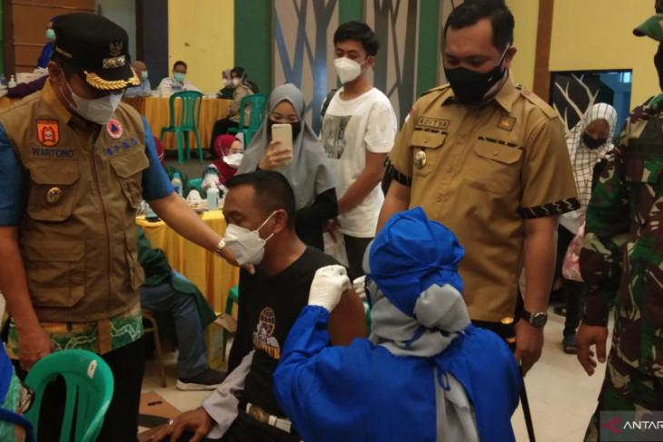 72.930 warga Banjarbaru sudah divaksin