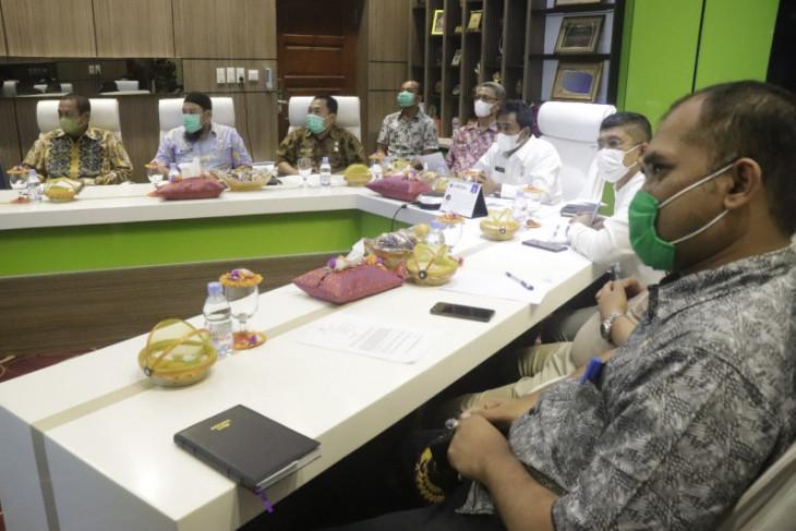 Kota Binjai urutan delapan distribusi kasus konfirmasi COVID-19