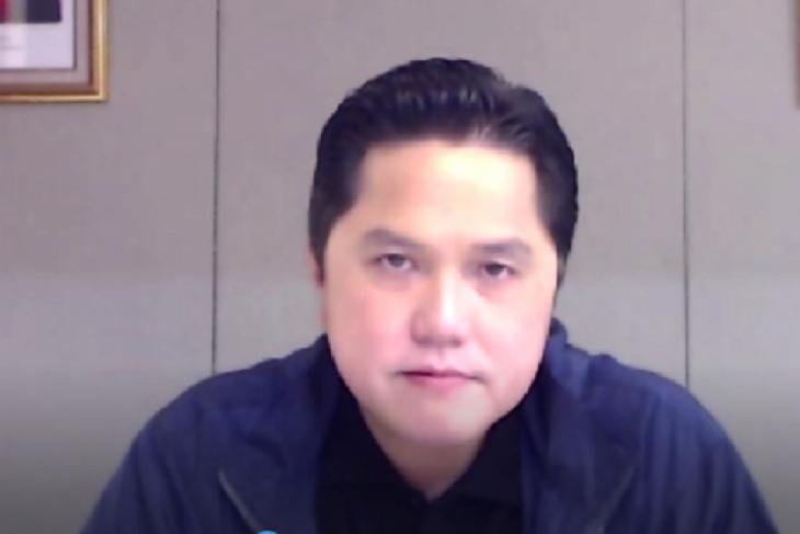 Erick Thohir ingin Indonesia jadi negara