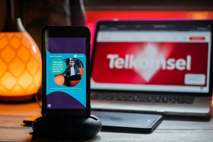 Tingkatkan kompetensi dan keterampilan Telkomsel hadirkan platform Kuncie