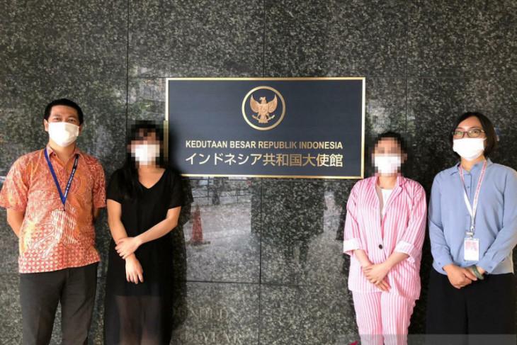 Bebas dari jeratan hukum di Jepang, dua WNI kembali ke Tanah Air