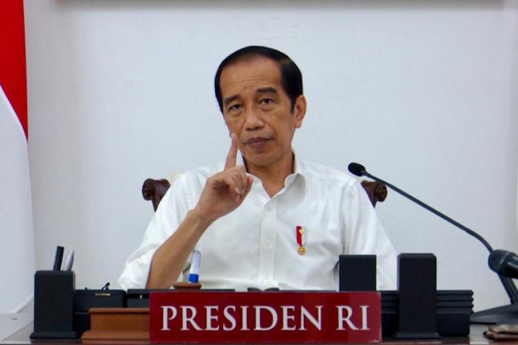 Presiden Jokowi minta evaluasi pos penyekatan PPKM darurat