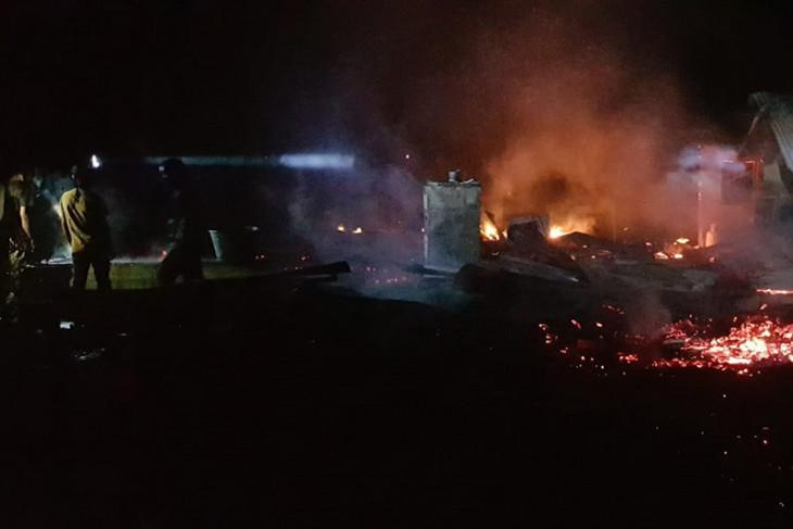 Warga Aceh Timur tewas dalam kebakaran