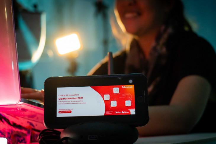 Telkomsel holds DIGIHACKACTION to develop digital technology talents
