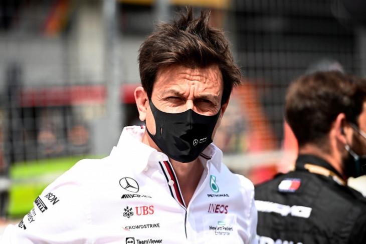 Mercedes putuskan  tandem Hamilton untuk 2022 sebelum GP Belgia