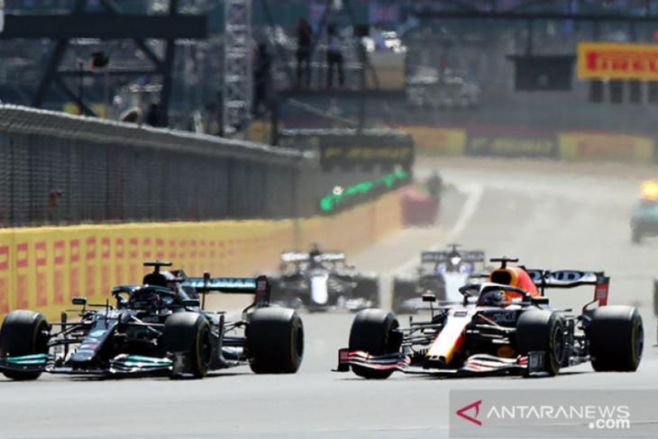 Formula 1: Verstappen komentari insiden kecelakaan dengan Hamilton di Silverstone