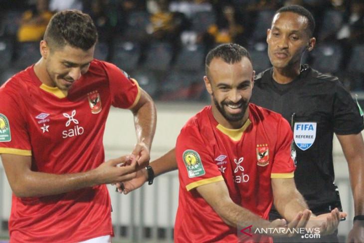 Jawara Mesir, Al Ahly kembali juarai Liga Champions Afrika
