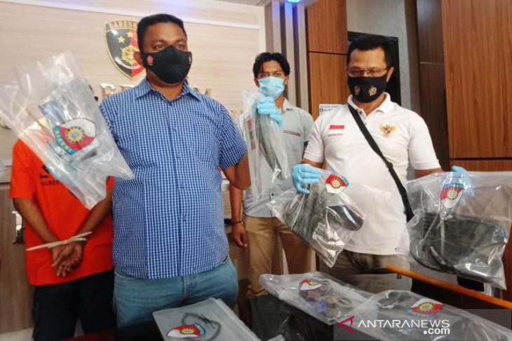 Polisi Nagan Raya Aceh ungkap kasus pembunuhan terhadap pedagang HP