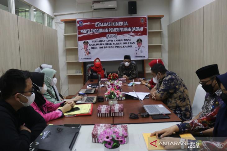 Kedatangan Tim EKPPD di HSS diharapkan perkuat penyusunan LPPD