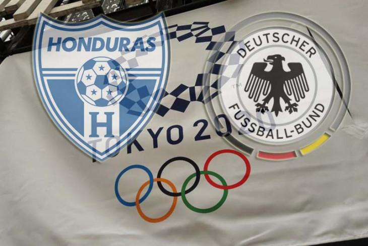 Jerman sudahi laga persahabatan Olimpiade akibat perilaku rasis