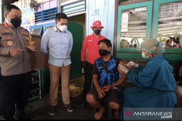 Wali Kota Samarinda apresiasi BIN  vaksinasi warga dari rumah ke rumah