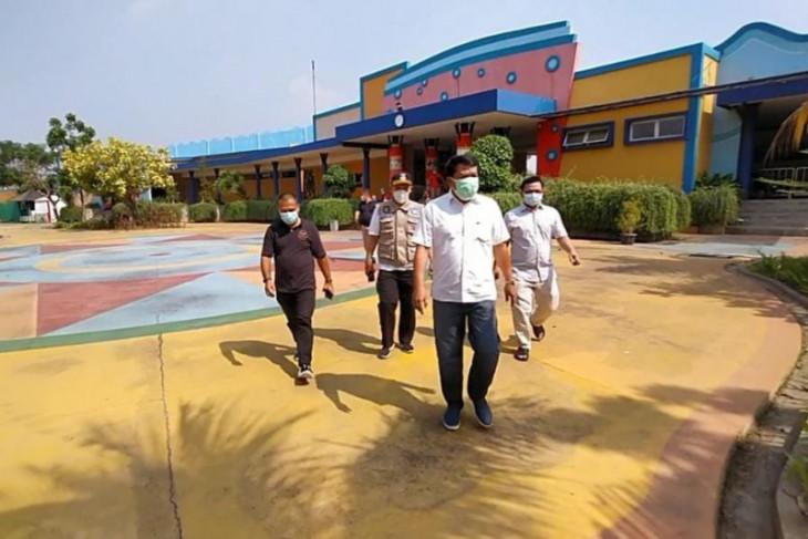 Pemkab Tangerang ubah tempat wisata jadi lokasi  vaksin center