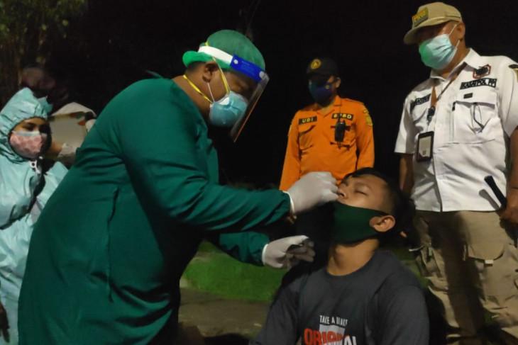 Puluhan warga Paser terjaring operasi satgas COVID-19