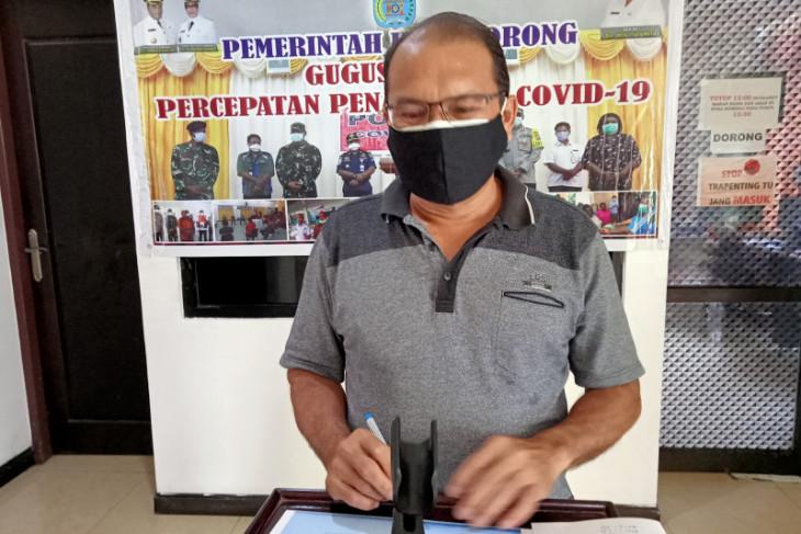Kota Sorong tambah 354 pasien COVID-19 dalam sepekan