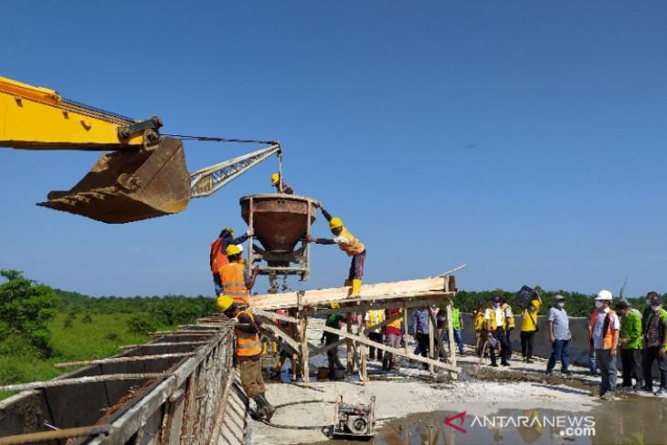 PUPR kebut pengerjaan jalan lingkar di Bengkulu