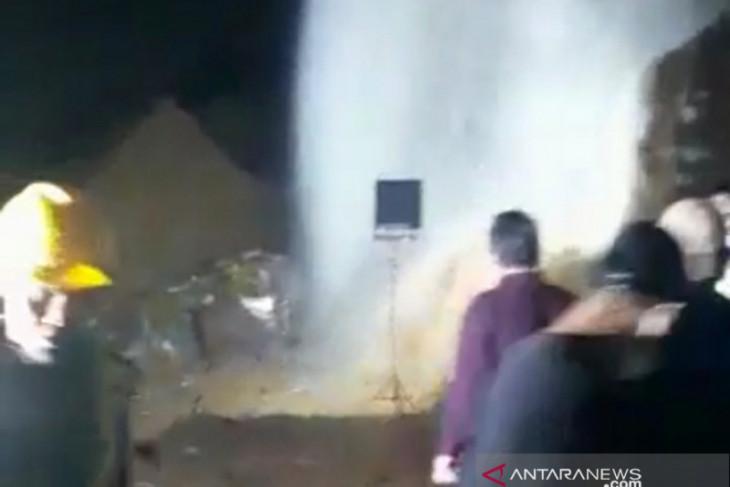 Pelayanan air bersih di Kota Bogor terganggu akibat pipa air alami kebocoran