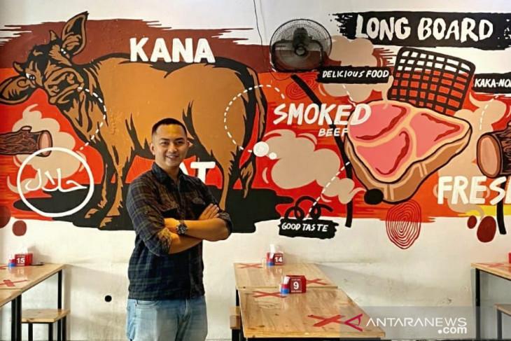 Kisah sukses UMKM angkat Sei Sapi kana kuliner khas Indonesia Timur