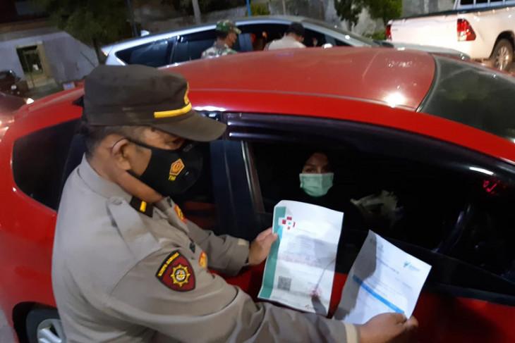 Masuk Aceh diperketat, penumpang wajib tunjukkan sertifikat vaksin
