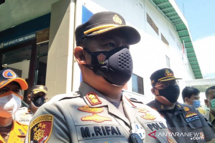Polres Cianjur selidiki pembuat poster aksi  bubarkan PPKM darurat