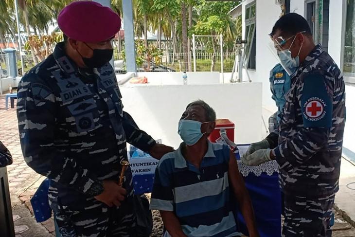 TNI AL sasar nelayan dan masyarakat pesisir. Ada apa?