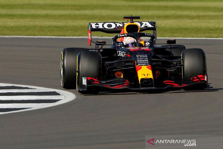 Red Bull beberkan kerugian karena kecelakaan Verstappen di Silverstone