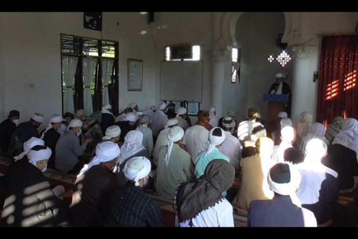 Jemaah Tarekat Naqsabandiyah di Sumut gelar Shalat Idul Adha  hari ini