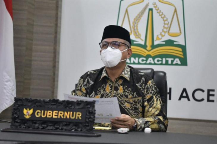 Gubernur Aceh perintahkan Satpol PP humanis dalam penegakan PPKM