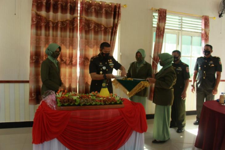 Kodim 1008/Tabalong ikuti syukuran HUT Kodam VI/Mulawarman
