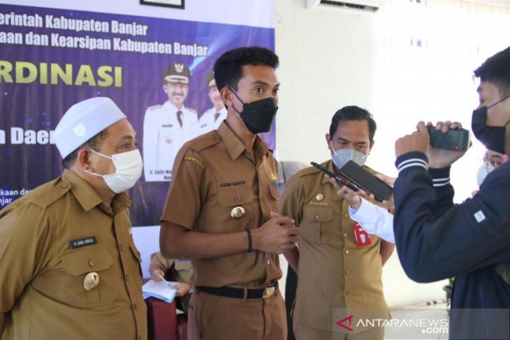 Bupati Banjar izinkan shalat Idul Adha dengan protokol kesehatan ketat