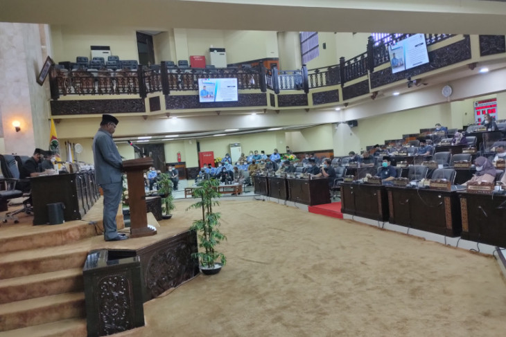 Pj Gubernur Kalsel usulkan dana cadangan Pemilu 2024